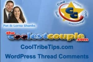 WordPress Thread Comments