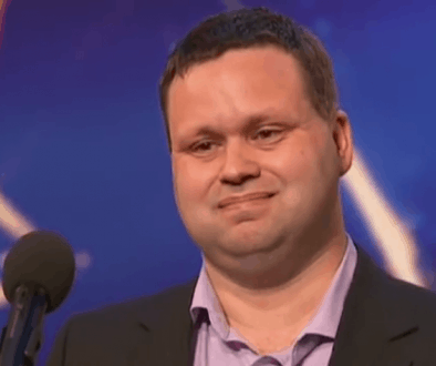 Paul Potts 1st Audition