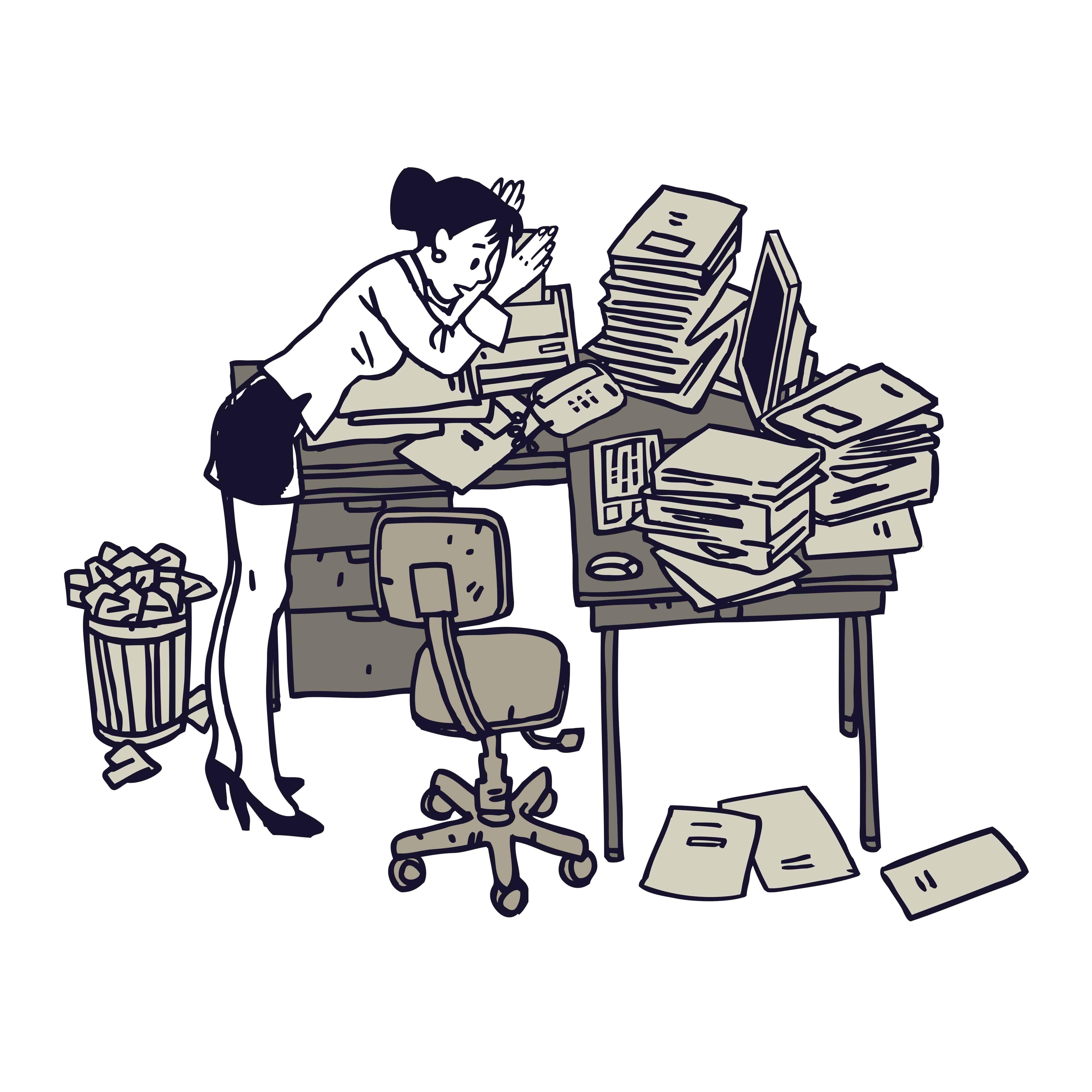 Картинка для бухгалтера на рабочий стол контур