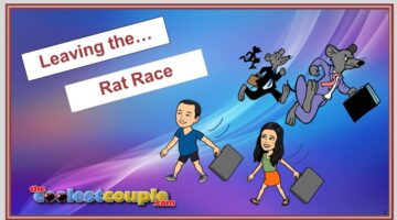 It's a Perfect Time to Leave the Rat Race